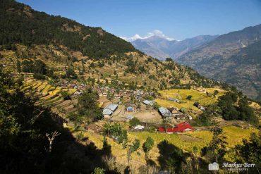 Das Dorf Swaragaun