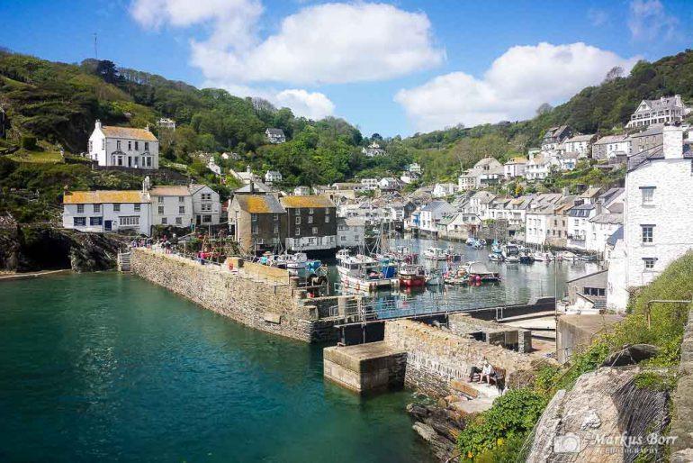 Cornwall und Devon