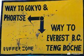 Way to Gokyo