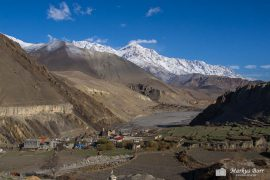 Kagbeni im Tal des Kali Gandaki