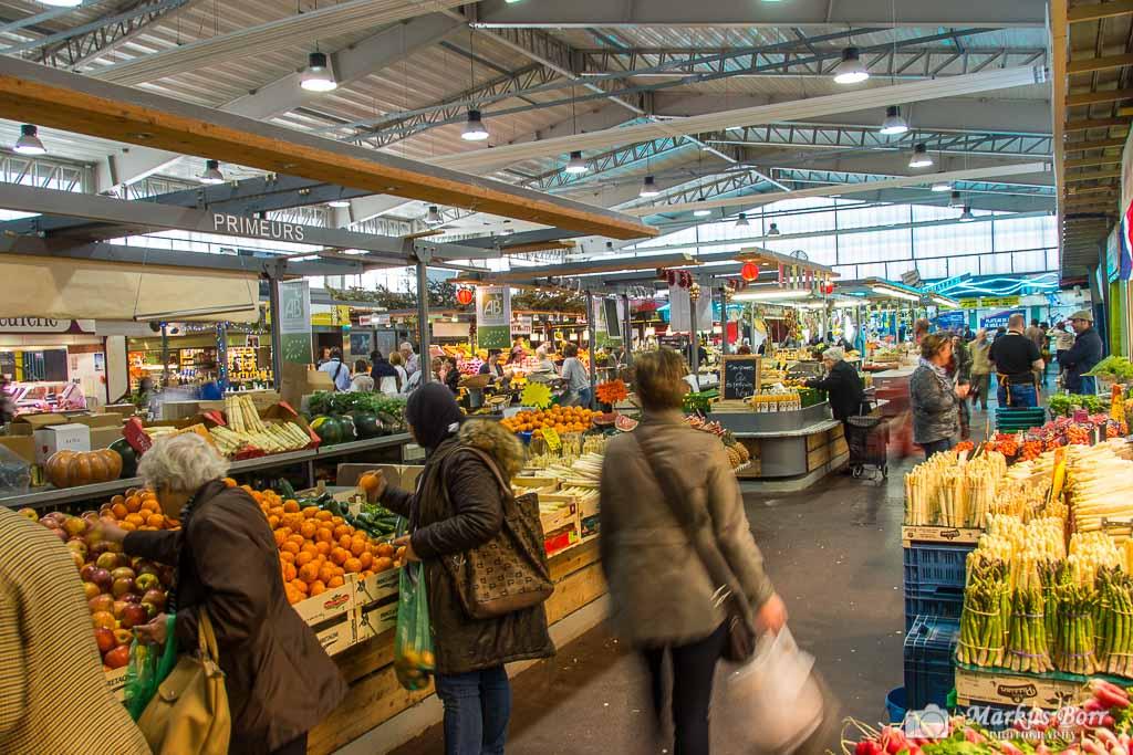 Markthalle in Nancy