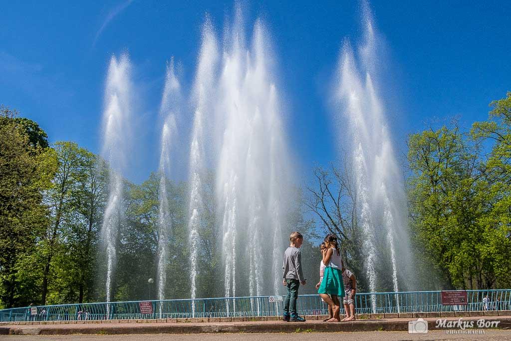 Parc de la Pépinière in Nancy