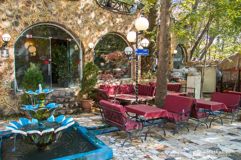 Darband Ortsteil und Ausflugsziel in Teheran