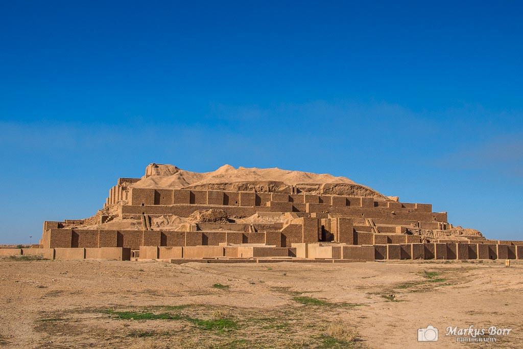 Tempelanlage Chogha Zanbil im Iran