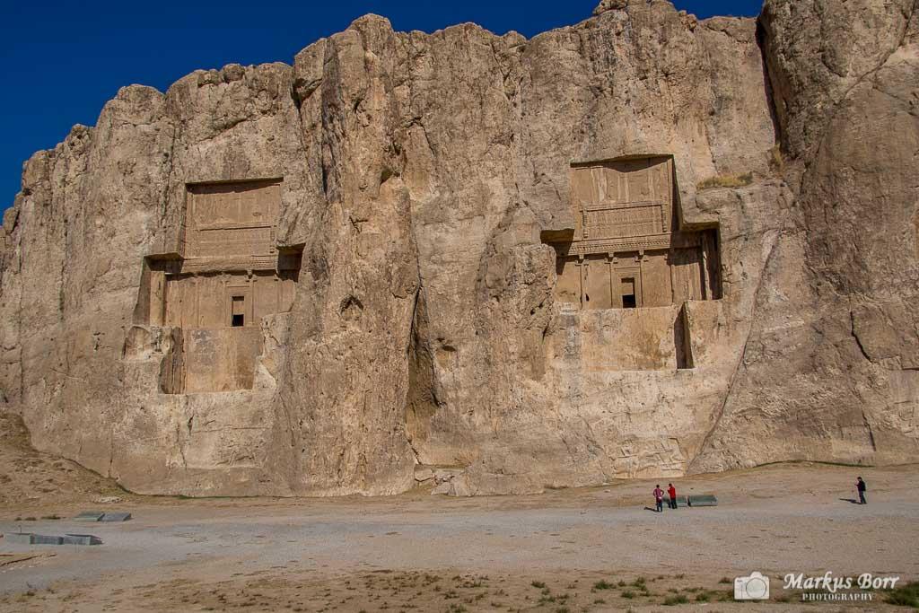Naqsh-i Rustam im Iran