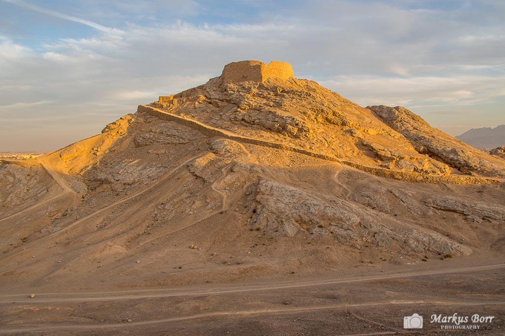 Türme des Schweigens in Yazd