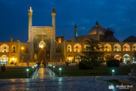 Iran, Isfahan, Naghshe Jahan Square