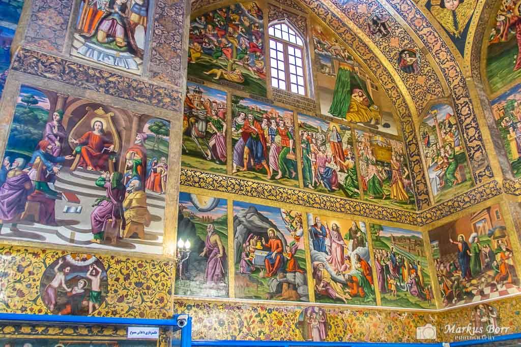 Iran, Isfahan, Vank Kathedrale
