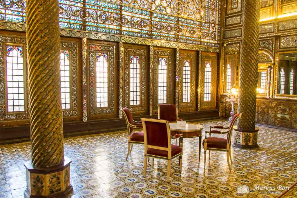 Golestan Palace, Iran, Teheran