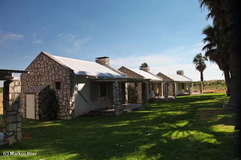 Kalahari Farm House