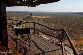 Vingerklip Lodge Eagles Nest Restaurant