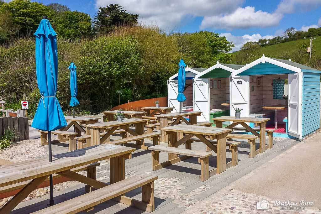 Talland Bay Beach Cafe