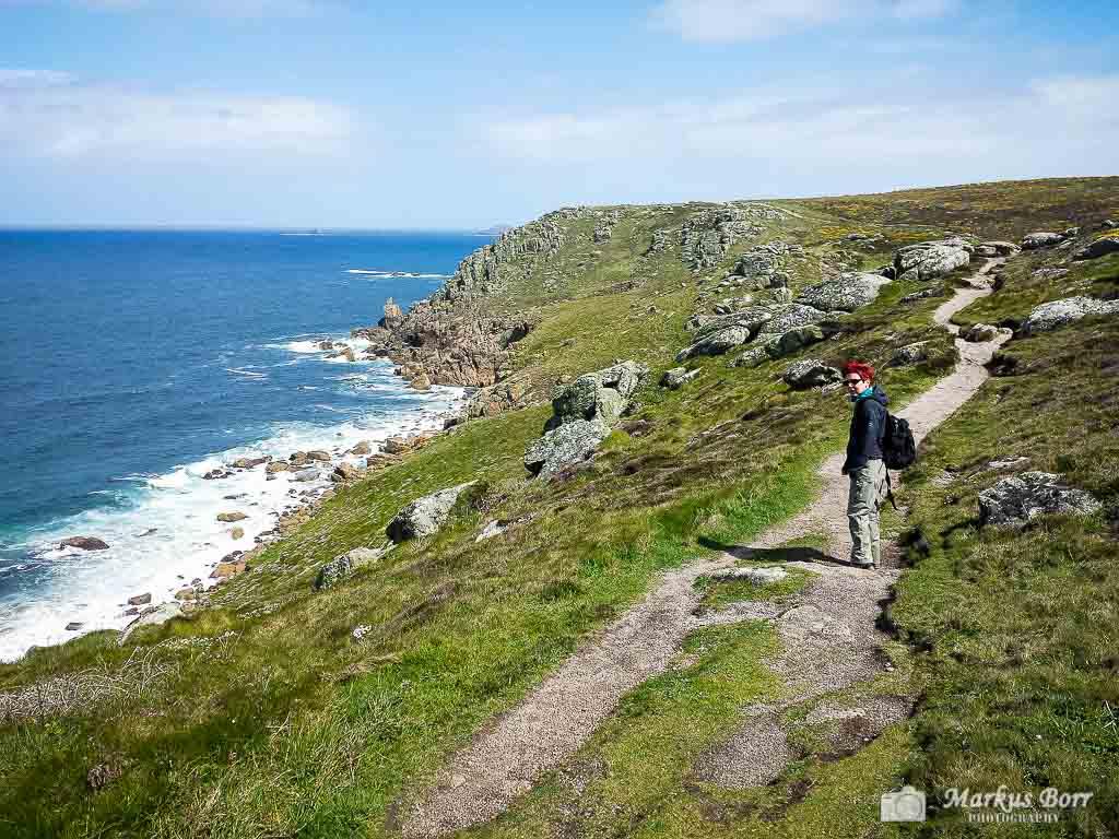 Wanderung bei Land's End