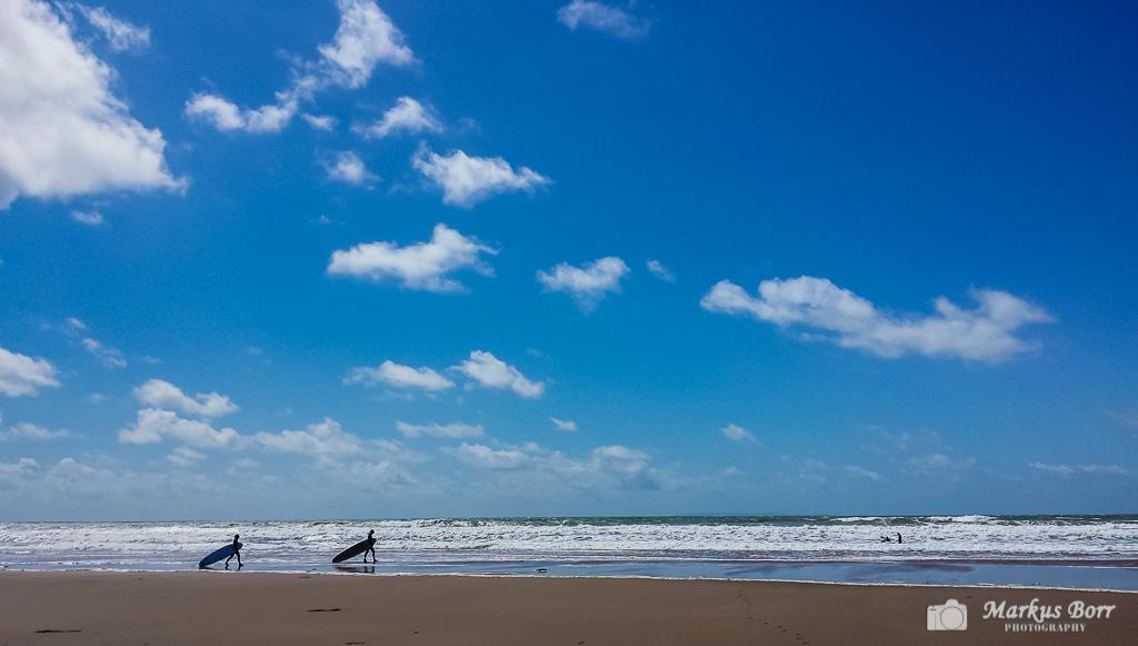 Strand von Woolacombe
