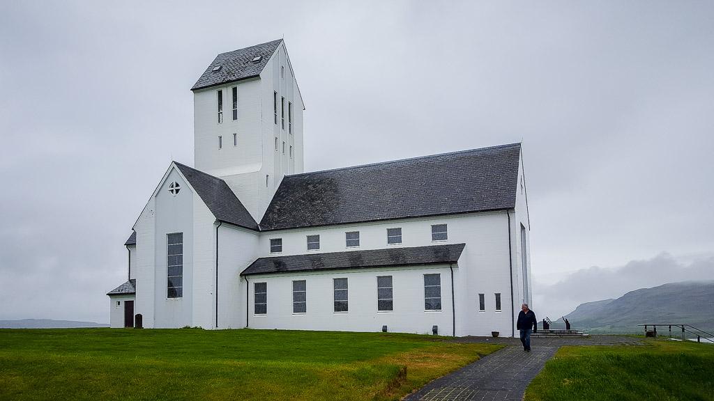 Stabkirche Skalholt
