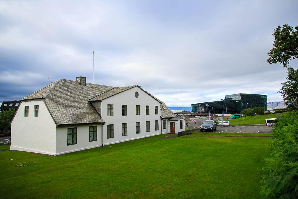 Haus in Reykjavik
