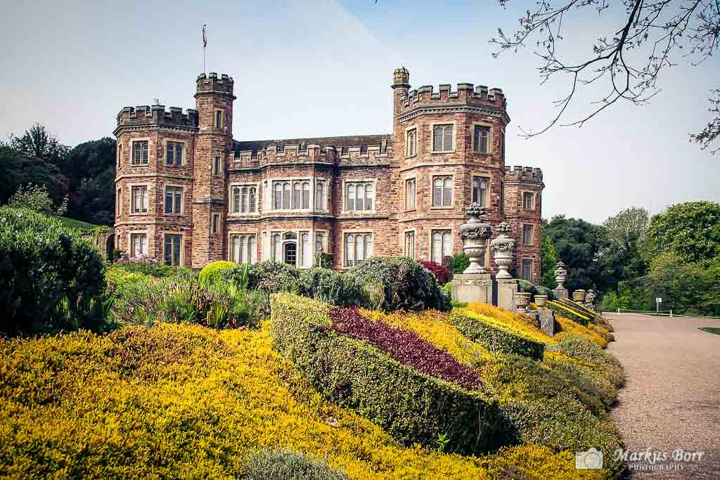 Mount Edgcumbe House in Cremyll