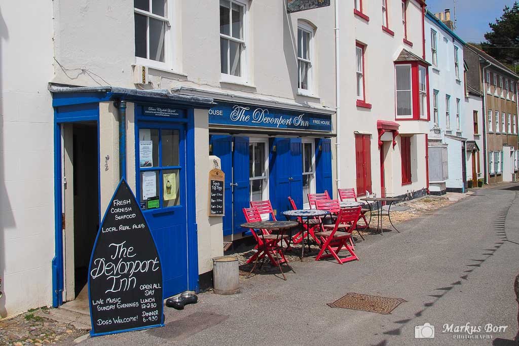 Devonport Inn in Kingsand