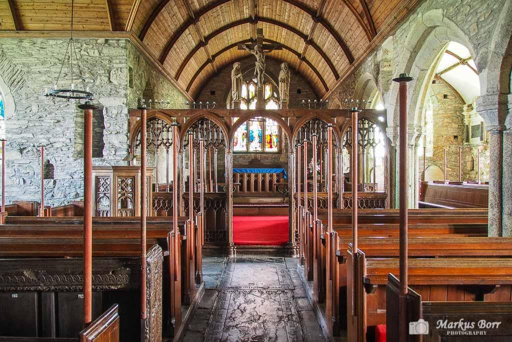 Kleine Kirche am Rame Head