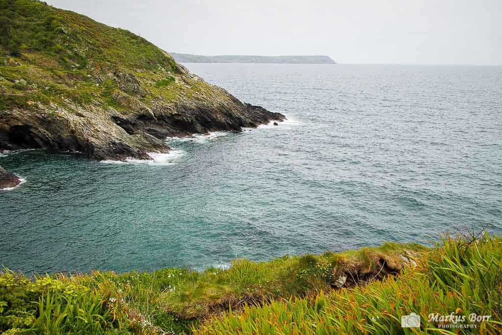 South West Coast Path Portloe