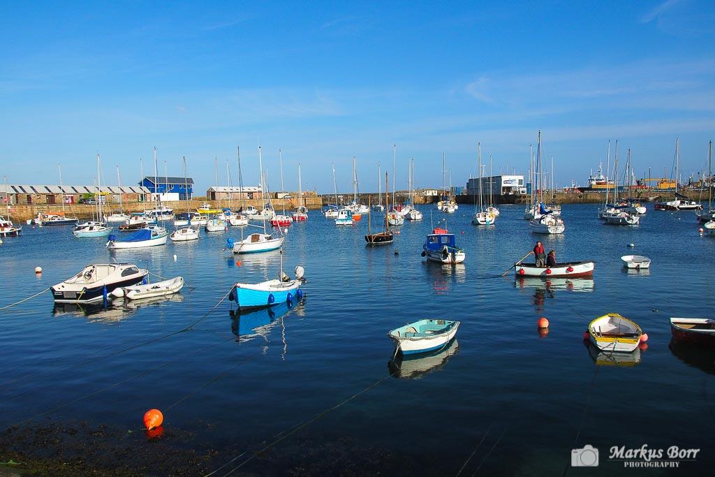 Hafen von Penzance