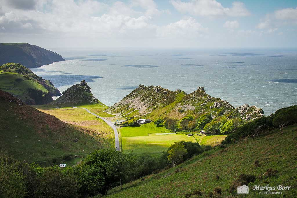 Valley of Rocks