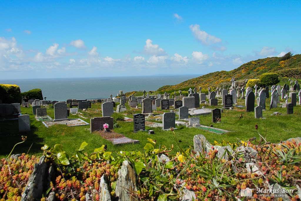 Friedhof in Mortehoe