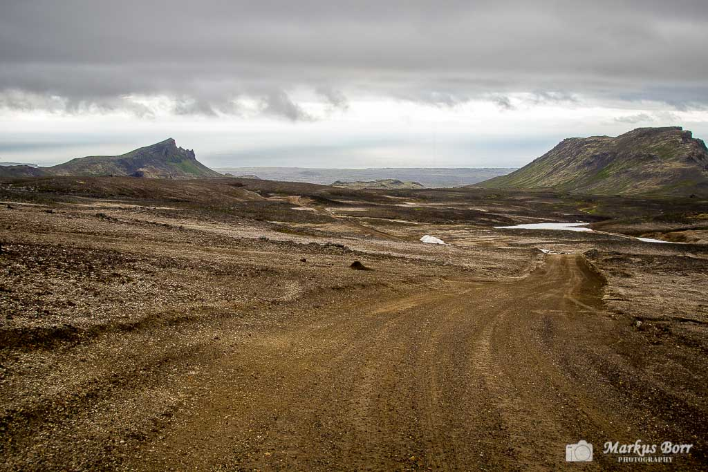 Passstraße 570 am Snaefellsjökull