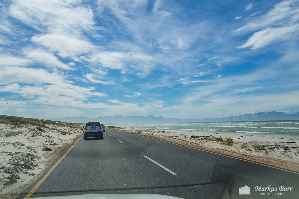 Südafrika False Bay