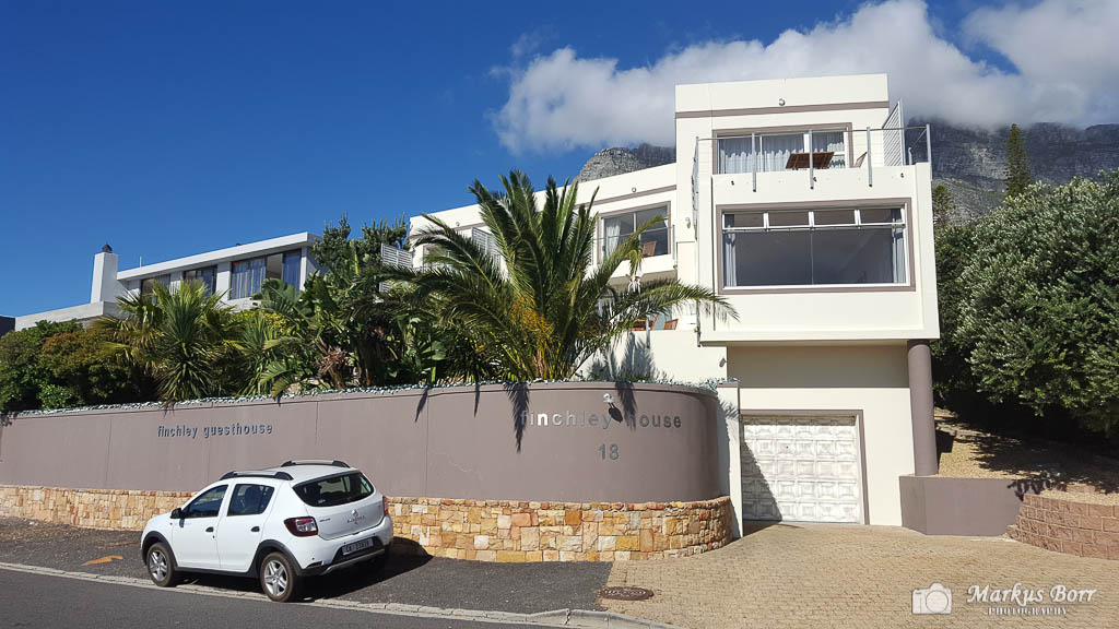 Camps Bay Kapstadt Finchley Guesthouse