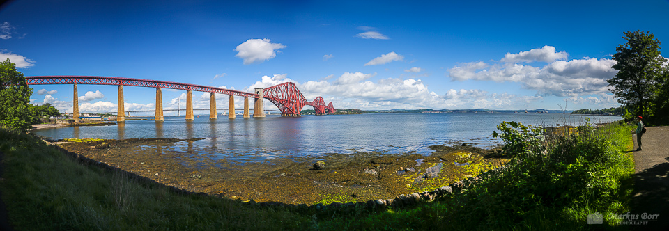 Forth Bridge, Schottland