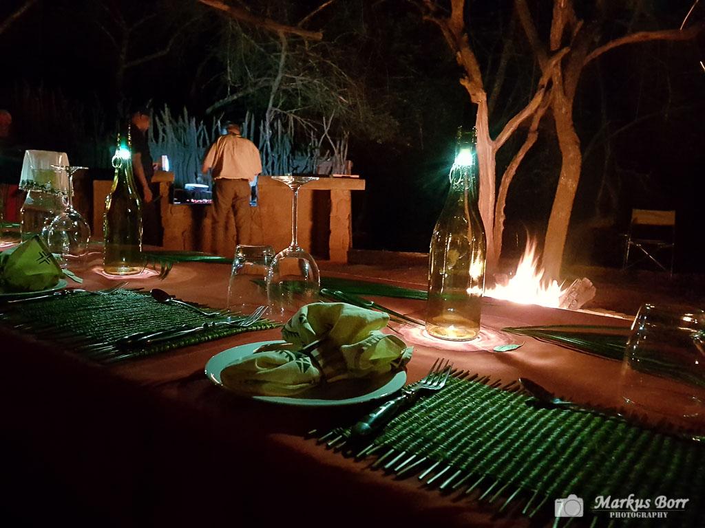 Abendessen Sigurwana