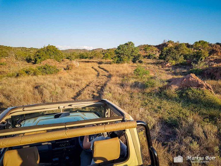 Ausfahrt Sigurwana