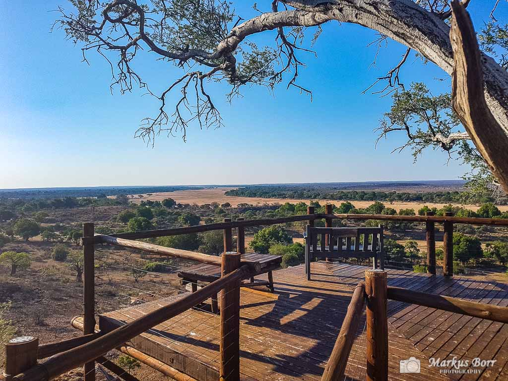 Confluence Viewpoint im Mapungubwe